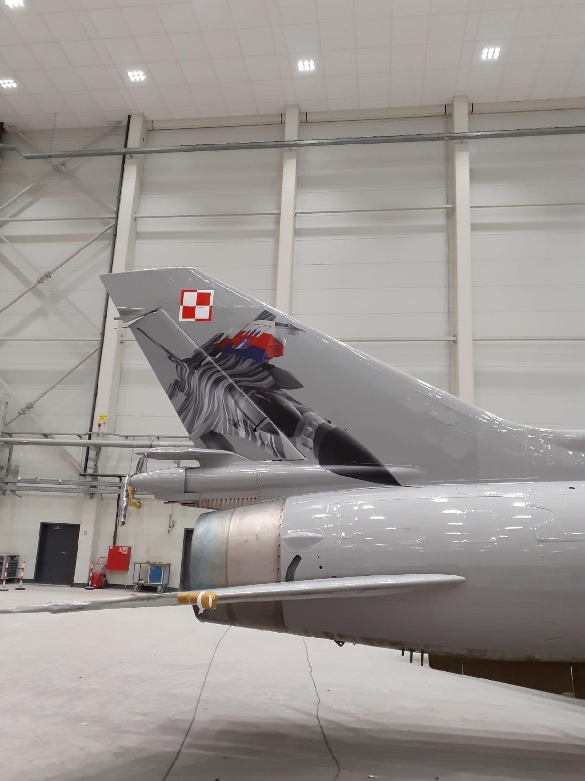 Nasze nowe możliwości – oklejanie dekoracyjne samolotów